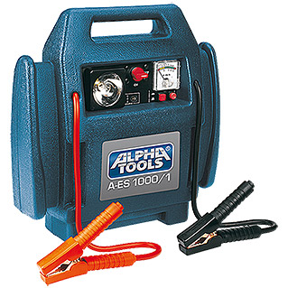 Alpha Tools Energiestation (10 Ah, 12 V)