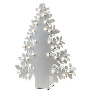 Tween Light LED-Weihnachtsbaum (Innen, 54-flammig, Höhe: 500 mm, Metall)