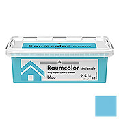 RAUMCOLOR INTENSIV  2,5 l BLAU