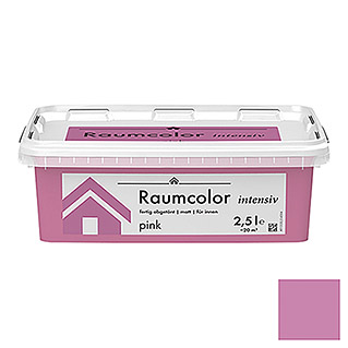 Raumcolor Intensiv  (Pink)