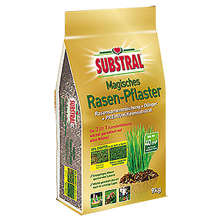 Substral Magisches Rasen-Pflaster 3 in 1 (9 kg)
