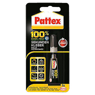 pattex 100 kraftkleber multi power kleber 50 g flasche fl ssig bauhaus. Black Bedroom Furniture Sets. Home Design Ideas