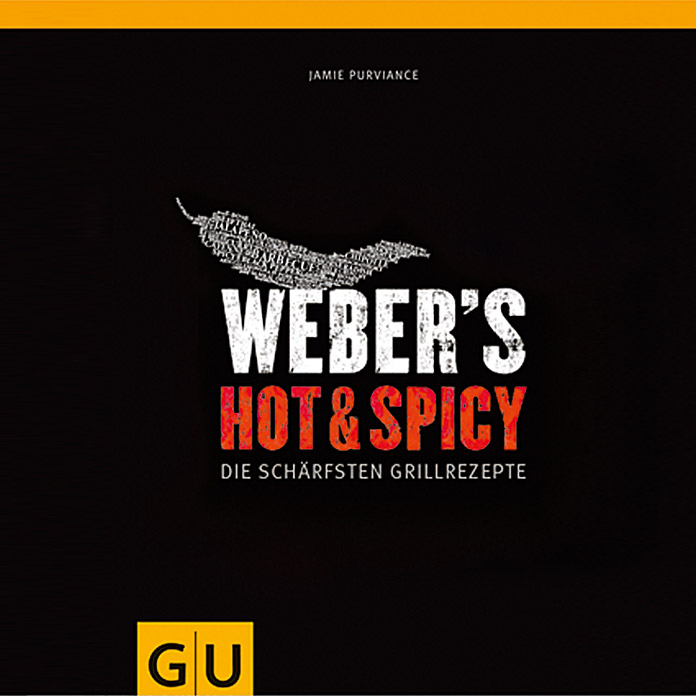 WEBER'S HOT & SPICY DEUTSCHLAND         WEBER