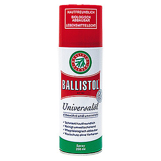 Ballistol Universalöl  (200 ml, Spray)