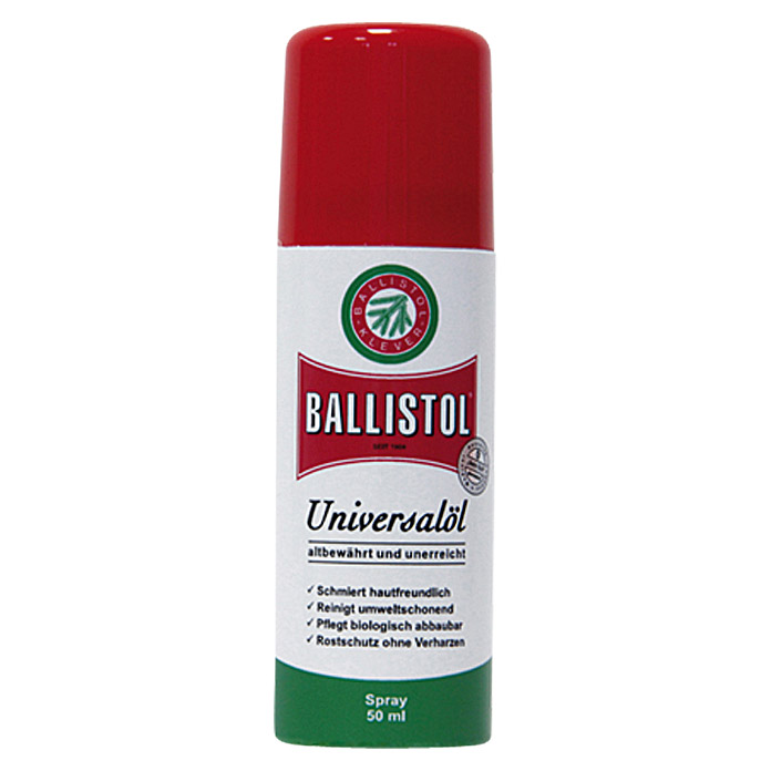Ballistol Universalöl  (50 ml, Spray)