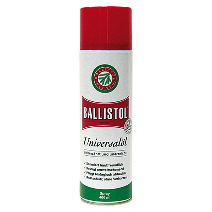 Ballistol Universalöl  (400 ml, Spray)