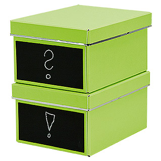 DVD-Box-Set (Lime, 2 Stk.)