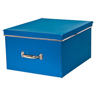XL STORAGE BOX      PETROL 44X37X24cm