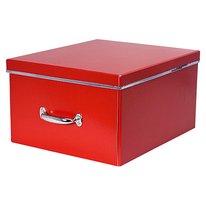 XL STORAGE BOX ROT  44X37X24cm