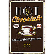 STAHLSCHILD HOT CHOCOLATE 30X45cm