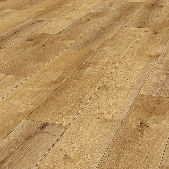 MyStyle Laminat MyDream (Buckingham Oak, 1.280 mm x 192 mm x 12 mm)