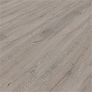b!design Suelo de vinilo Clic Roble Colonial Gris (1.210 x 190 x 4,2 mm)