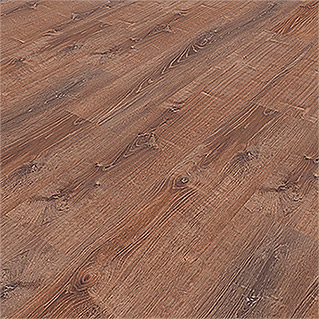 b!design Suelo de vinilo Maxi Royal Roble (1.210 x 220 x 5 mm, Efecto madera)