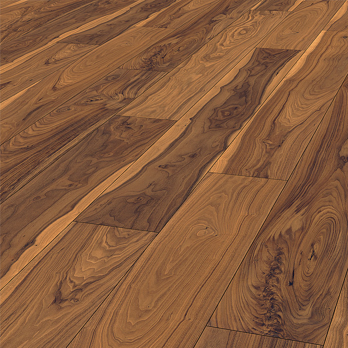 MyStyle Laminat MyDream (Oregon Walnut, 1.280 mm x 192 mm x 12 mm)