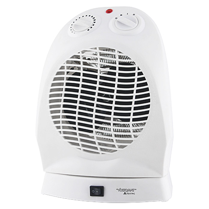 Voltomat HEATING Calefactor FH 18 (2.400 W, Blanco)
