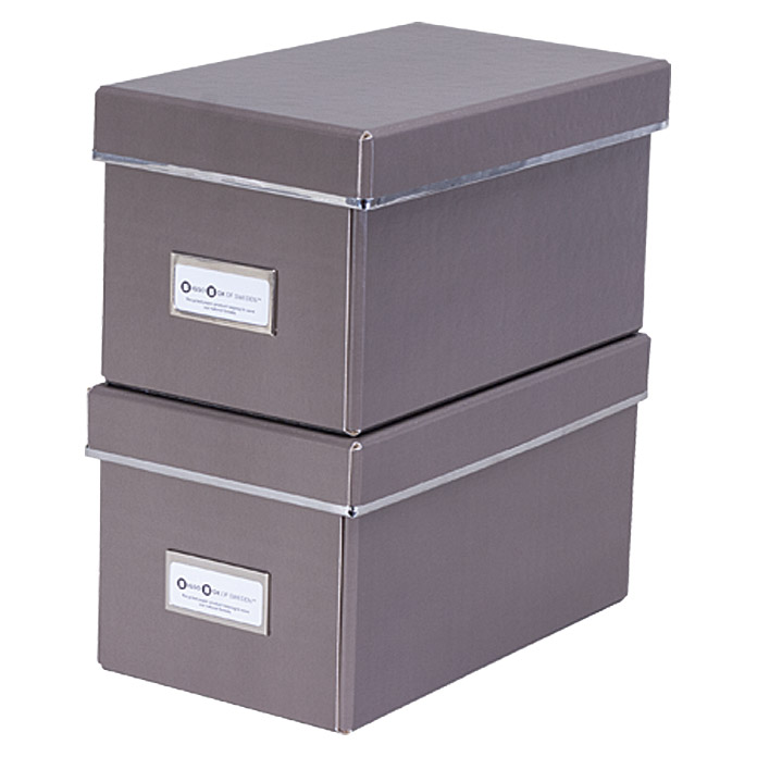 CD-Box-Set  (Taupe)