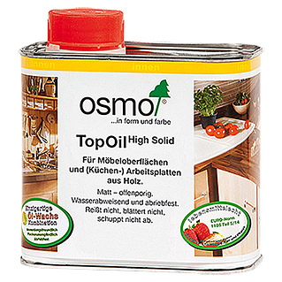 Osmo High Solid TopOil  (Natural, 500 ml)