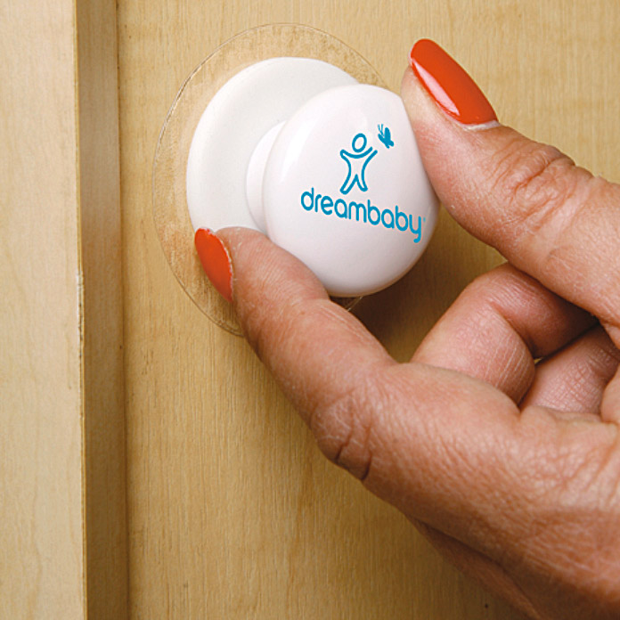 Dreambaby Saugknopf Grip-Safe