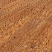 b!design Vinylboden Clic Eiche Natural (1.210 x 190 x 5 mm, Landhausdiele)