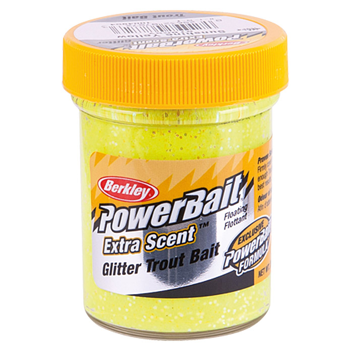 TROUT BAIT SELECT   YELLOW