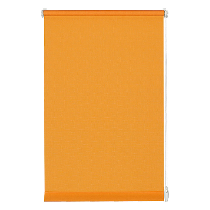 Sunfun Rollo (120 x 150 cm, Orange Struktur)