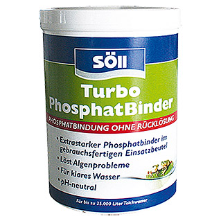 Söll Turbo-Phosphat-Binder (600 g)