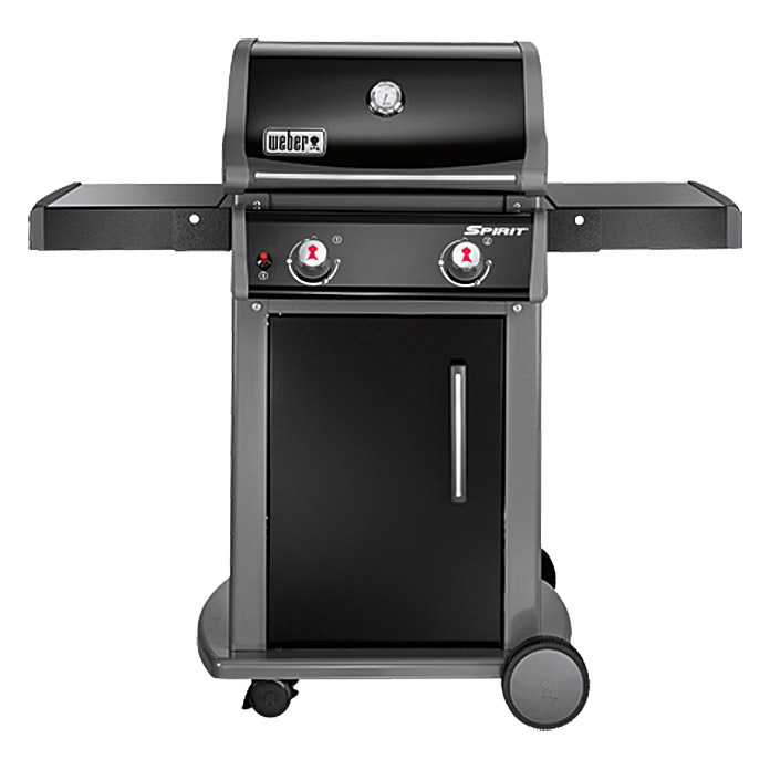 SPIRIT E-210        ORIGINAL BLACK      WEBER