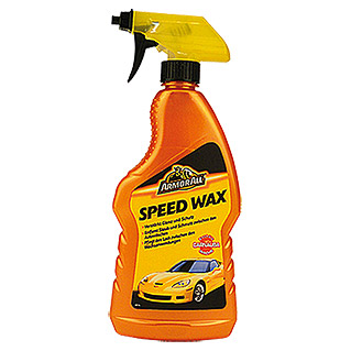 ArmorAll Speed Wax Spray (500 ml)