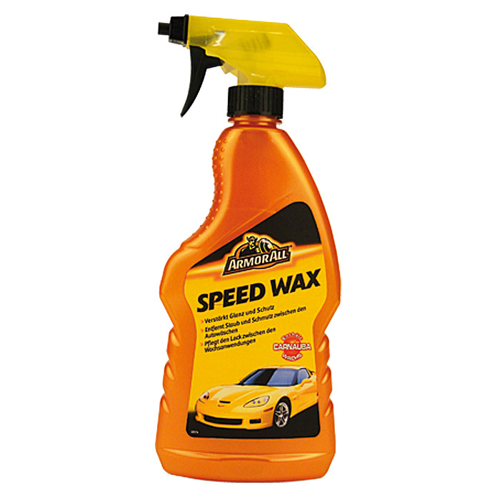 ArmorAll Speed Wax Spray