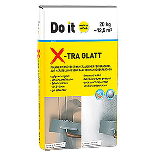 Do it X-TRA Feinspachtel Glatt (20 kg)