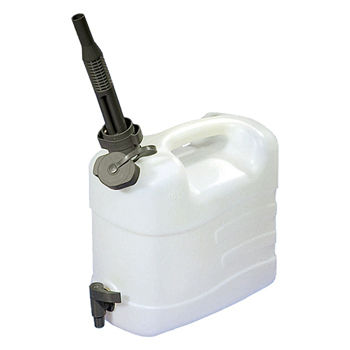 Combi-Kanister (10 l, Weiß) -