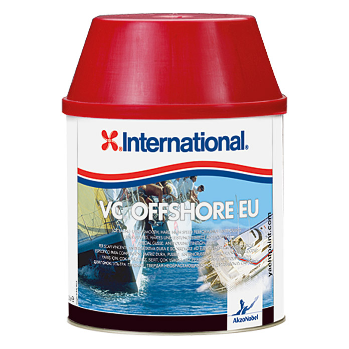 International VC Offshore EU  (Schwarz, 750 ml)