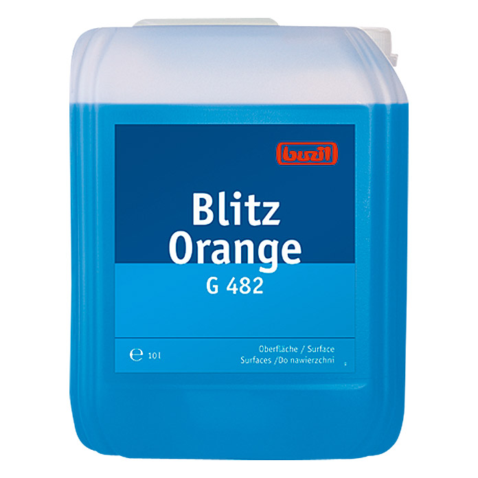 ALLESREINIGER G482  BLITZ ORANGE 10l