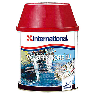 International Antifouling VC Offshore EU (Rot, 750 ml)