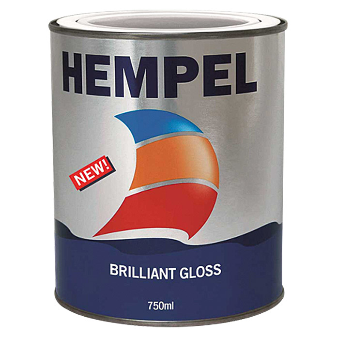 HEMPEL BRILLIANT GLOSS 10231 PURE WHITE 750 ml