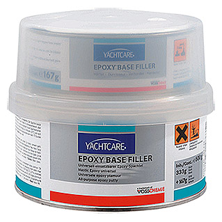 Yachtcare Epoxy Base Filler (500 g)