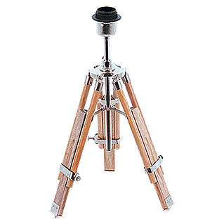 LAMPENFUSS TRIPOD 31-58 cm MATISSE NATURAL WOOD VE