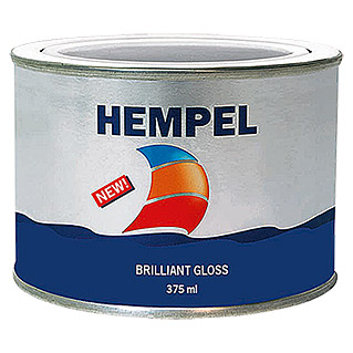 Hempel Kunstharzlack Brilliant Gloss (Pure White, 375 ml)
