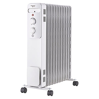 Voltomat HEATING Ölradiator  (Weiß, 2.500 W)