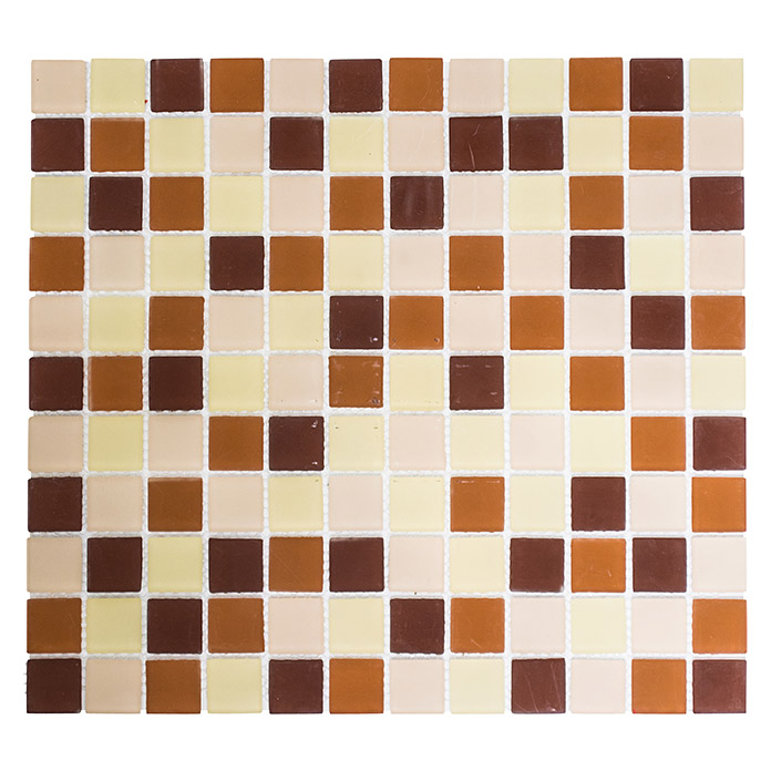 Mosaikfliese Quadrat Crystal Mix CM 4560