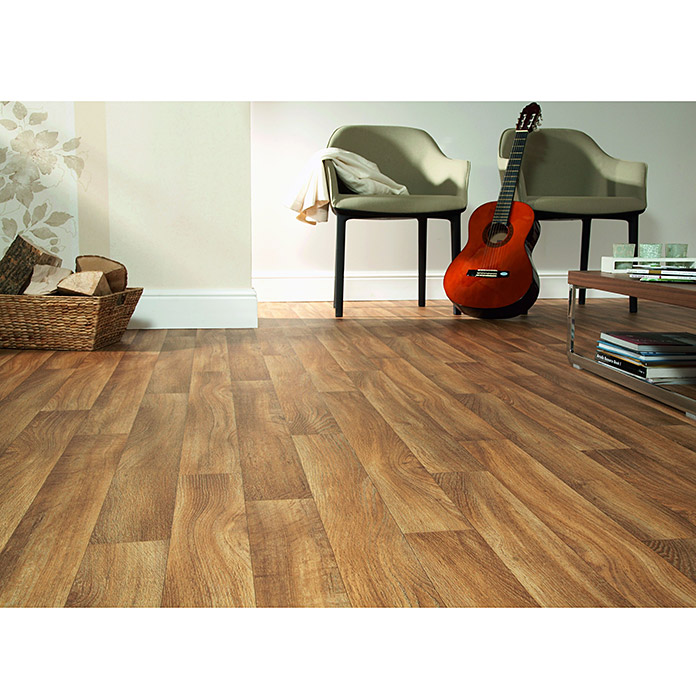 PVC ATLANTIC GOLDEN OAK 262m 300 cm