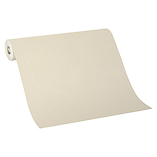 Guido Maria Kretschmer Fashion for walls Vliestapete (Beige, Strukturiert, Uni, 10,05 x 0,53 m)