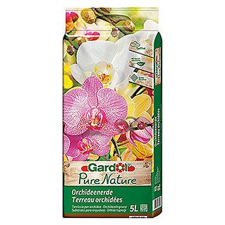 Gardol Pure Nature Orchideenerde (5 l)