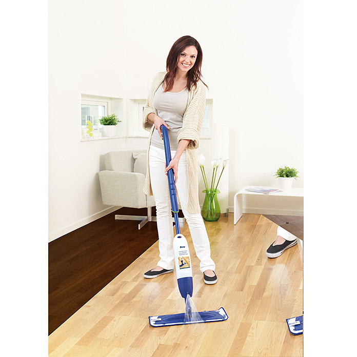 SPRAY MOP HOLZ