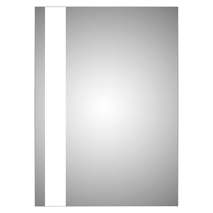 LED-Lichtspiegel Crystal Light (50 x 70 cm, Energieeffizienzklasse: A++)