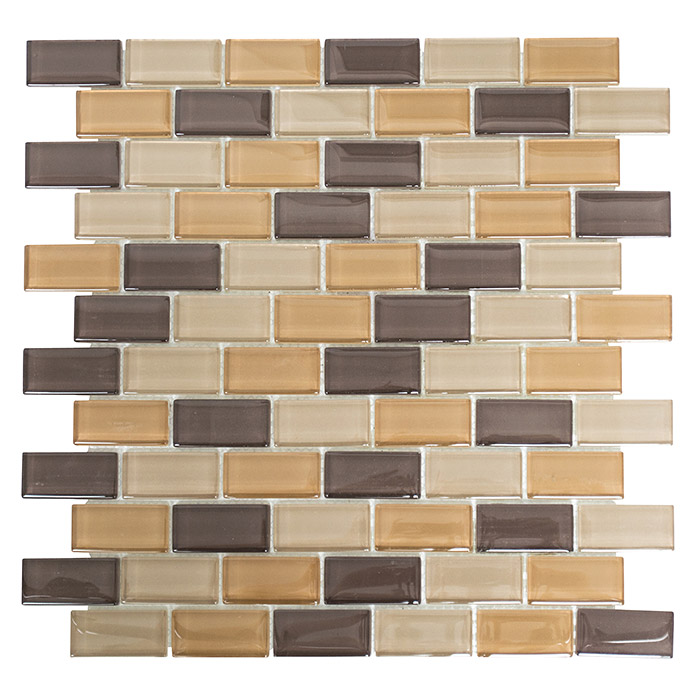 .BRICK CRYSTAL MIX BRAUN XCM B855