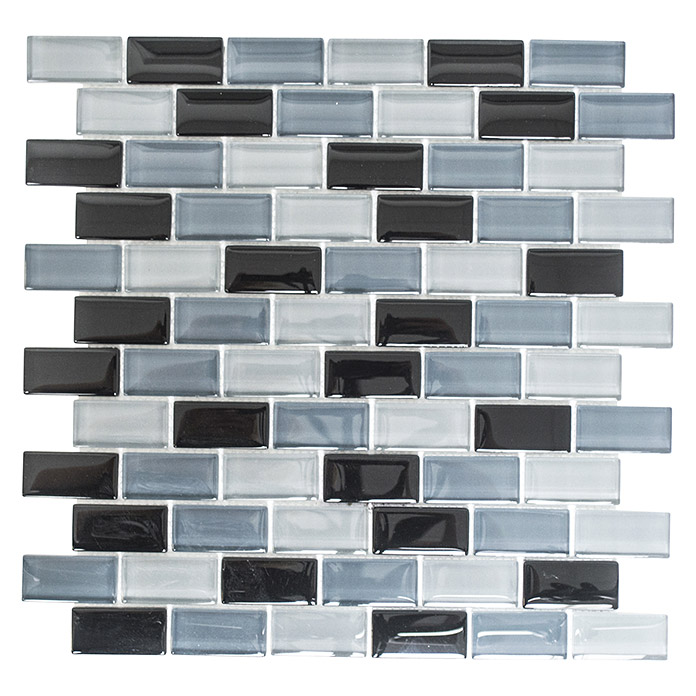 .BRICK CRYSTAL MIX SCHWARZ XCM B899