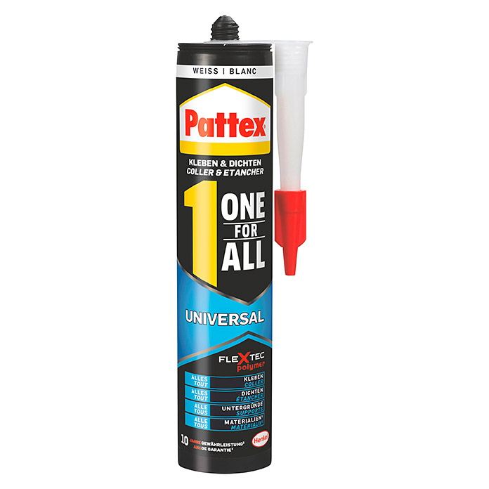 Pattex Montage-Kleber One for All (80 g, Weiß)