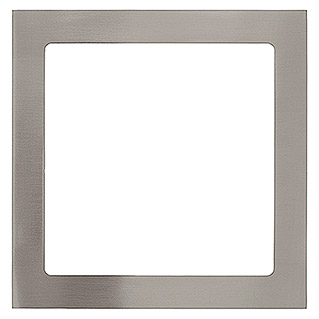 Tween Light LED-Einbauleuchte (16,5 W, Warmweiß, 225 x 225 mm, Nickel matt)