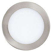 LED-EINBAUSPOT Ø170NICKEL-MATT 3000K